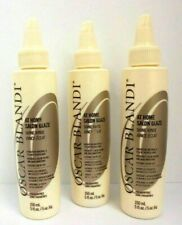 3 pk Oscar Blandi At home Salon Glaze shine rinse 5 oz each