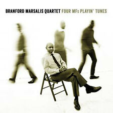Branford Marsalis Quartet - Four MFs Playin' Tunes Vinyl 2LP NEW/SEALED