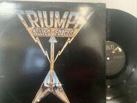 Triumph – Allied Forces LP 1981 RCA Victor – AFL1-3902 VG+/EX