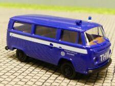 1/87 Brekina VW T2 THW Ortsverband Bus