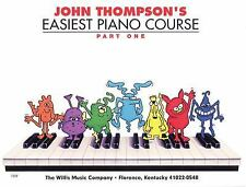 John Thompson's Easiest Piano Course Pt. 1 by John Thompson (2005, Paperback)