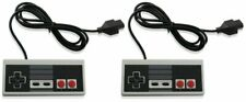 Nes Controller For Nintendo Nes-004 Original Vintage Console Wired Gamepad 2x