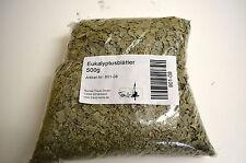 Pflanzliche Farbstoffe Eukalyptusblätter 500 gr Kg 13,80€
