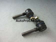 2 OUTER TIE ROD END TOYOTA CRESSIDA 78-84 STARLET 81-84