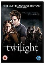 Twilight (DVD, 2009) new and sealed freepost
