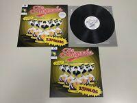 JJ10- KINGMAKER SLEEPWALKING 1993 UK LP VIN POR VG ++ DIS NM