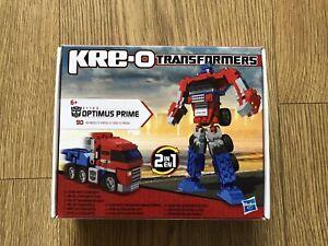 Kreo Transformers Optimus Prime