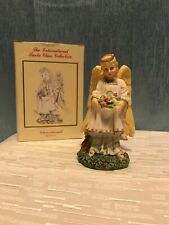 The International Santa Claus Collection • Christkindt Germany • Angel Figurine