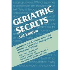 Geriatric Secrets-ExLibrary