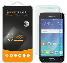 2X Supershieldz Tempered Glass Screen Protector Saver For Samsung Galaxy Amp 2
