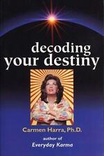 Decoding Your Destiny by Carmen Harra (2006, Paperback) REDUCED!