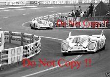 Marko & Van Lennep Martini Porsche 917K Winners Le Mans 1971 Photograph 6
