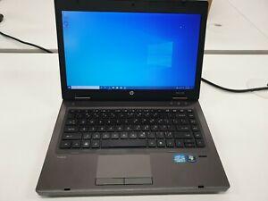 "HP ProBook 6460b 14"" Laptop Core i5-2540M 8GB RAM 160GB SSD Win 7 Pro COA"