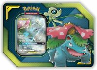 Pokemon TCG Tag Team Tin 4 Booster Packs 1 Foil Art Card
