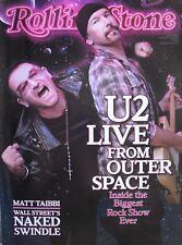 U2 October 15, 2009 ROLLING STONE Magazine MIRANDA LAMBERT / JAMES ELLROY