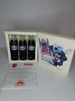 NEW Vintage 1994 Hot August Nights Reno Commemorative Coca Cola Bottle Set RARE!