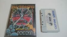 JUEGO CASSETTE MUTANTS COMMODORE 64 128 CMB 64 C64 PAL