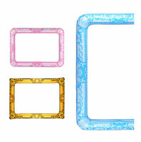INFLATABLE PHOTO FRAME Selfie Booth Props Blow Up Hen Party Wedding