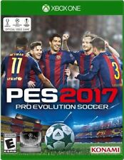 Pro Evolution Soccer 2017 for Xbox One [New Xbox One]