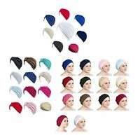 Head Cover for Ladies/Women Swim/Bathing Turban/Cap-Great for Cancer/Chemo Thera