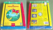 BIM-BUM-BA Si Trasforma (1996) PC e MAC NUOVO SIGILLATO VINTAGE
