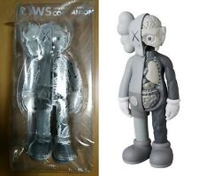 KAWS COMPANION (FLAYED) OPEN EDITION GREY MEDICOM TOY PLUS Be@rbrick Authentic
