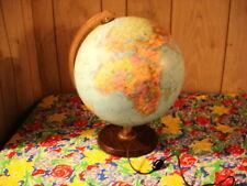 "Replogle Lighted 12"" inch World Globe 2000"