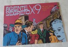 AGENTE SEGRETO X-9 (YELLOW KID nr. 76 - ed. Comic Art)