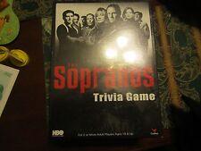 The Sopranos Trivia Game Brand New Sealed