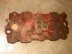 58 CHEVROLET IMPALA 348-250hp INTAKE 4BBL MANIFOLD 3732757 DATED D2258