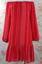 NWT ModCloth Dillards Copper Key Drop waist dress size Medium or Large