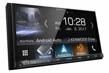Kenwood Dmx7705S 6.95� Wvga Media Receiver, Bluetooth, CarPlay and Android Auto