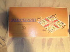 Parcheesi A Backgammon Game of India 1964 By Selchow & Righter Company
