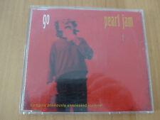 PEARL JAM --- GO --- MAXI CD