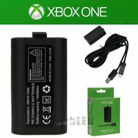For Official Microsoft XBOX ONE Play and Charge Kit Xbox One Battery Pack 1400mA