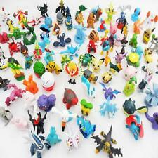 24 x Pokemon Go Action Figures with ball Pikachu Pop-up lot kid toys HOT