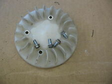 1983 Honda Aero 80 scooter 50 125 NH80 flywheel cooling fan blades engine
