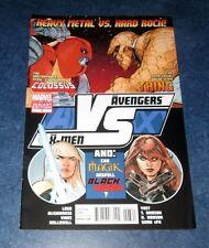 AVX AVENGERS vs X-MEN #3 1:20 poster variant TERRY DODSON 1st print MARVEL COMIC