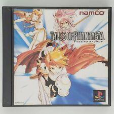 Tales of Phantasia Sony PlayStation PS1 Japan Import US Seller