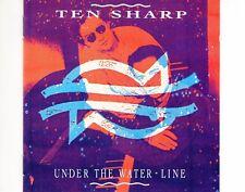 CD TEN SHARPunder the water lineHOLLAND EX (B0822)