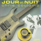 """7"""" 45 TOURS FRANCE CHRIS COULOMB """"Jour Et Nuit"""" 1987"""
