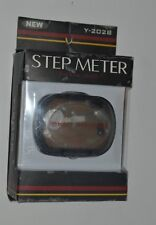 Vintage Pedometer Step Meter Y20-28 Promo Toyota Moving Forward 2004 Ad Campaign
