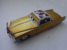 DISNEY PIXAR CARS - DIECAST - TEX DINOCO CAR TOY