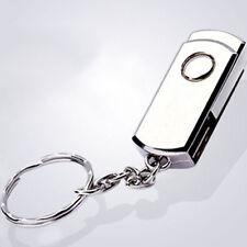 Cool 128MB USB 2.0 Silver swivel Flash Memory Stick Thumb Pen Drive Stick
