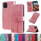 Flip Leather Wallet Phone Cases For iPhone 13 12 Pro Max 11 XS XR 876+ SE Cover