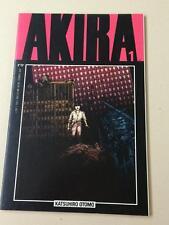 Akira #1 Epic Comics 1988 VF Manga
