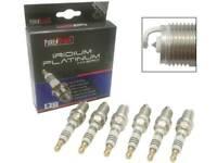 Set of 6 Purespark Iridium Platinum Upgrade Spark Plugs 5063-02 - 3 YR  WARRANTY