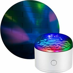 Northern LED Night Light Tabletop Lamp Star Projector Galaxy Effects Soothing