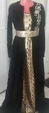 takschita neu kaftan Dfin Abayat Jellaba kobo AbendKleid Kleid Maxikleid Hijab