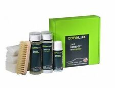 Coralux Care and Protection set for automotive leathers 200ml New Strong Tech